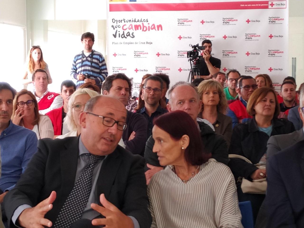 Balance del programa de empleo POISES en Aragón