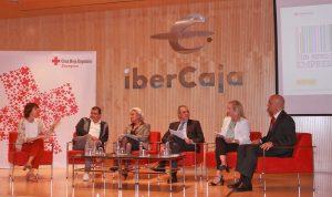 Cruz Roja en Zaragoza - Debate generando mercados inclusivos