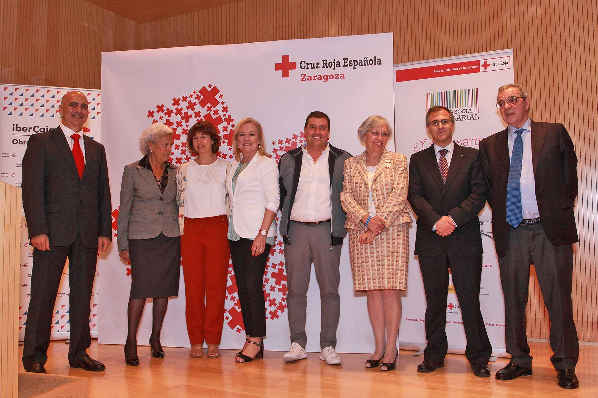 Cruz Roja en Zaragoza - Generando mercados inclusivos