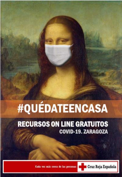GUÍA DE RECURSOS DE ENTRETENIMIENTO #COVID19
