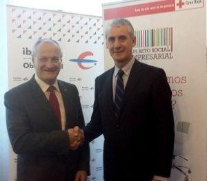 Ibercaja y Cruz Roja Zaragoza impulsan proyectos de inserción laboral