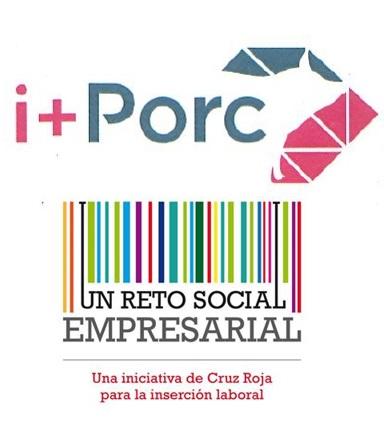 I+porc se une al Reto Social Empresarial de Cruz Roja