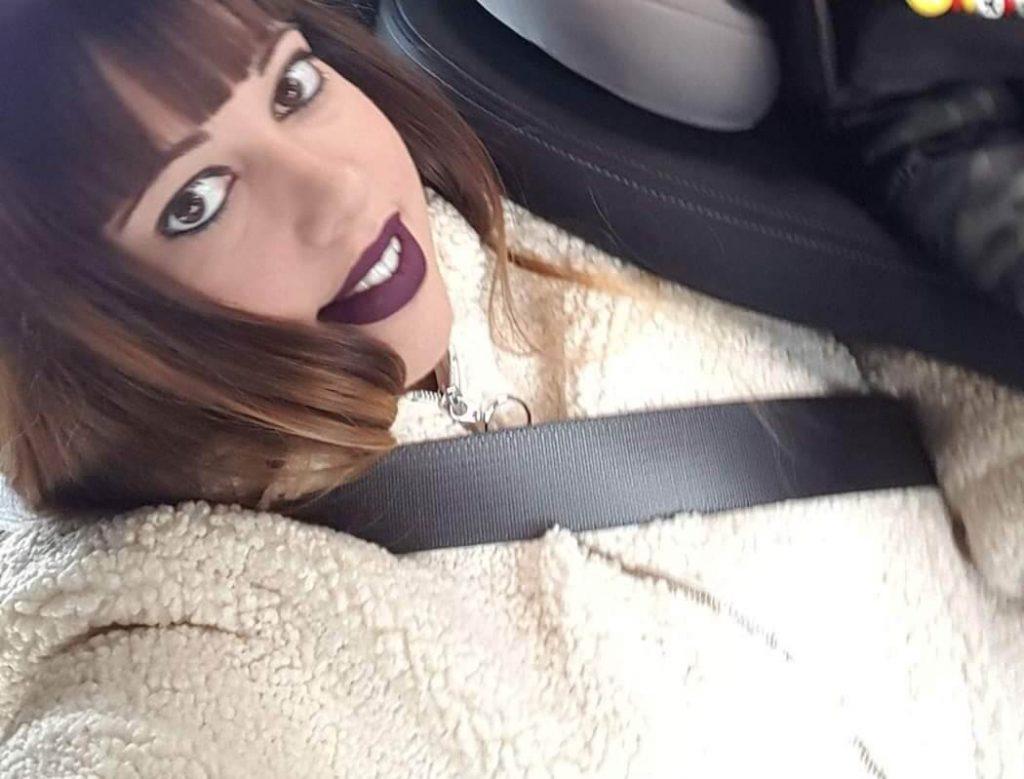 Lidia,30 años. Limpiadora Hospital Clínico de Zaragoza