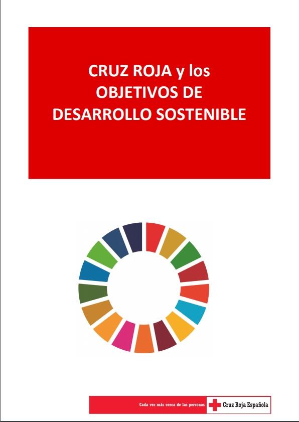 Cruz Roja y los objetivos de desarrollo sostenible
