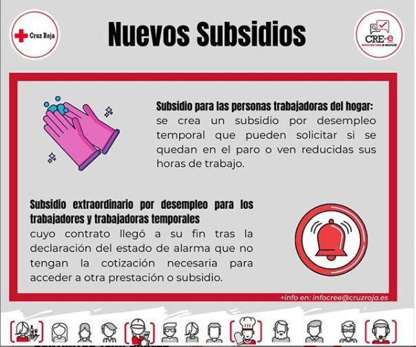 Subsidios temporales